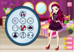 Raven Queen Dress Up - Dress Up Who