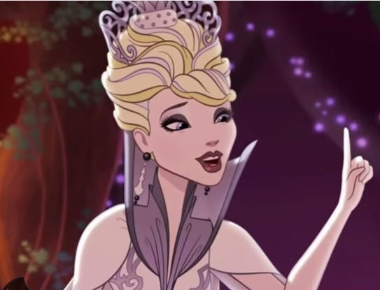 Белая Королева из Ever After High